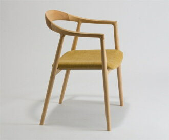 Miyazaki Chair Mfg hata (flag) Chair Yoshinaga, history of Interior design, bedding & storage Chair, Chair dining chair wood oil finish