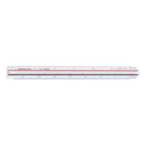 KOKUYO/コクヨ TZ-1562 三角スケール プラスチック芯 15cm