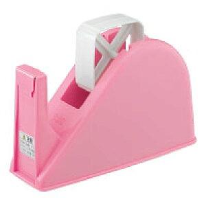 コクヨs&t テープカッター ピンク t-m15p