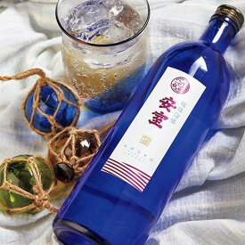 泡盛 安室 琉球泡盛 青瓶 25度 菊之露酒造 720ml