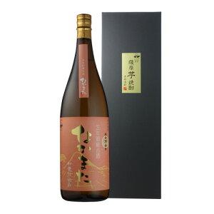 芋焼酎 5年貯蔵古酒 なかまた 25度 1800ml 箱付きいも焼酎 焼酎 中俣酒造 鹿児島 限定 1.8 1.8L 一升瓶