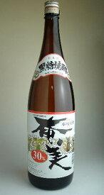 黒糖焼酎 奄美 30度 1800ml焼酎 黒糖 鹿児島県 奄美 一升 1.8 1.8L