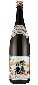 芋焼酎 紫尾の露 25度 1800ml 軸屋酒造いも焼酎 焼酎 鹿児島 1.8L 一升瓶