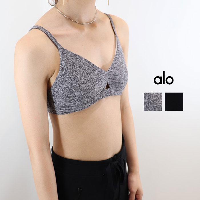 ALO YOGA(アロ ヨガ)ブラトップ LOUNGE BRA W9139R 日本未発売 アスレチック ジム トレーニング ランニング ヨガ yoga ピラティス