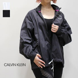 CALVIN KLEIN PERFORMANCE カルバンクラインパフォーマンス WS HIP LENGTH WVN JKT 4WF9O542