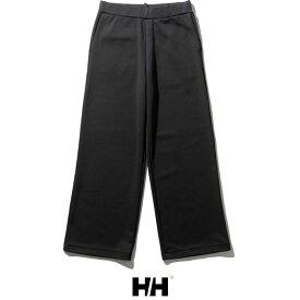 【スーパーセール 40%OFF】HELLY HANSEN NATURE FITNESS ヘリーハンセン ネイチャーフィットネス プルーフジャージワイドパンツ(レディース) W Proof Jersey Wide Pants HTW21960