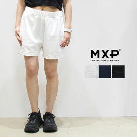 MXP(エム エックス ピー) ミディアムドライジャージショートパンツ SHORT PANTS(MDJ MW47351レディース トレーニング ランニング ジム ウェア 消臭