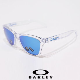 OAKLEY (オークリー) OJ9006 FROGSKIN XS (フロッグスキン エックスエス) 900615 正規販売店 サングラス メガネ 野球 MLB トレーニング ランニング 釣り 海 ゴルフ