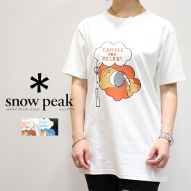 snow peak スノーピーク  クワガタTシャツ  KUWAGATA T-SHIRT 19SU103