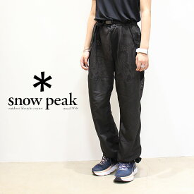 snow peak スノーピーク  InsectShield Pants PA19SU108