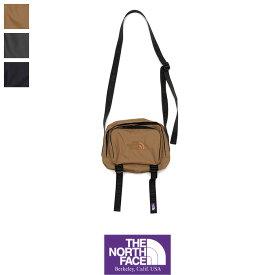 THE NORTH FACE PURPLE LABEL (ザ ノースフェイス パープルレーベル)  CORDURA Nylon Shoulder Bag コーデュラナイロンショルダーバッグ NN7102N はっ水加工