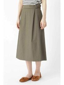 【SALE/57%OFF】ヴィンテージワッシャータックスカート HUMAN WOMAN ヒューマン ウーマン スカート スカートその他 カーキ ベージュ【RBA_E】【送料無料】[Rakuten Fashion]