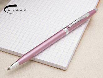 C世纪彩色玫瑰粉红圆珠笔AT0082-12