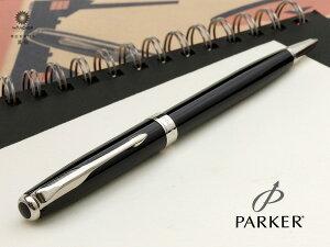 【PARKER/パーカー】ソネット旧モデルラックブラックSTボールペン