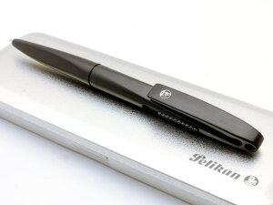 【PELIKAN/ペリカン】ナンバーワンNo.1ボールペンブラックルイジ・コラーニデザイン1980年代流体力学・人間工学を応用!廃番!稀少モデル!