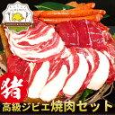 熟成イノシシ肉 高級焼き肉セット 2〜3人前ロース・バラ・モモ・ウィンナーソーセージ豚肉よりヘルシー!熊本の農産物…