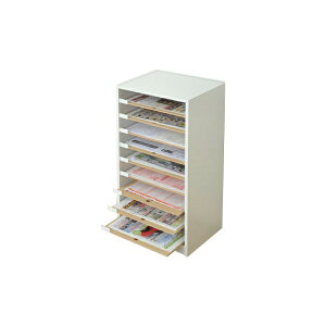 A3用紙整理棚 書類ラック 書類収納 分類整理 オフィス収納 事務整理などに便利なA3タイプ ネームプレート付きで管理も簡単 オフィス 整理棚 収納家具 書類ケース 書類棚 OA 書類整理【送料無