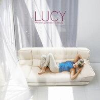 ソファーベッド(アイボリー、ピンク)腰や身体にフィットするサポート機能で快適な寝心地♪シングルベッドソフトレザーソファリクライニングソファリラックスソファ-ランバーサポート