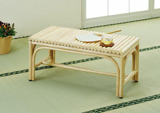 清潔&清涼感が高い天然ナチュラルカラー! 籐ベンチ イス・チェア 座椅子 籐製 送料無料 最安値に挑戦 新生活 引越