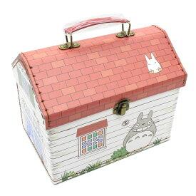 となりのトトロ ボックス 持ち手付家型箱・トトロ