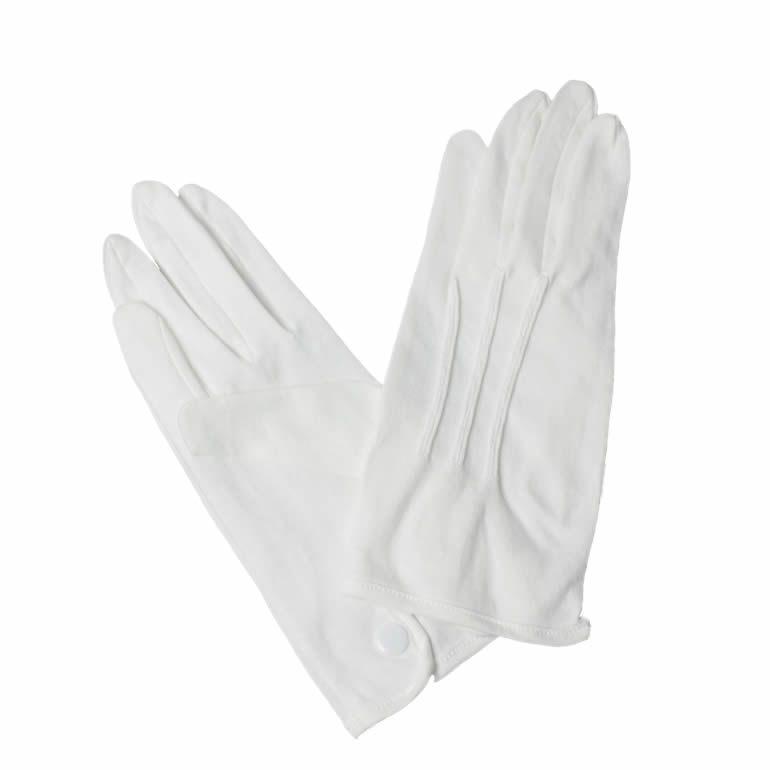 フォーマル白手袋 手袋 フォーマル メンズ[フォーマル/結婚式/ブライダル/パーティー/二次会/冠婚葬祭/ビジネス/紳士用/男性用/ブランド/新郎/白/ホワイト/綿/コットン]