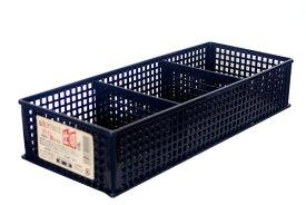 サナダ精工 仕切りボックス深型 ブラック