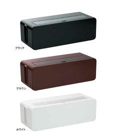 イノマタ化学 テーブルタップボックス( L ) 【あす楽対応_関東】 即納 ケーブルボックスコードケース