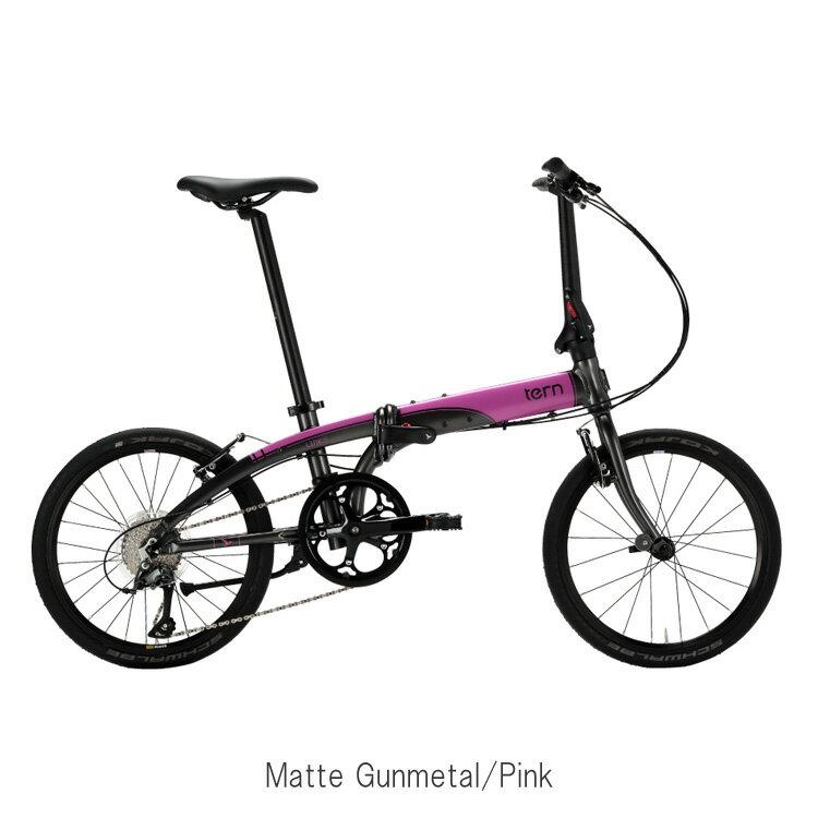 【tern/2019モデル】Link N8 ターン リンク 折りたたみ自転車 20インチ