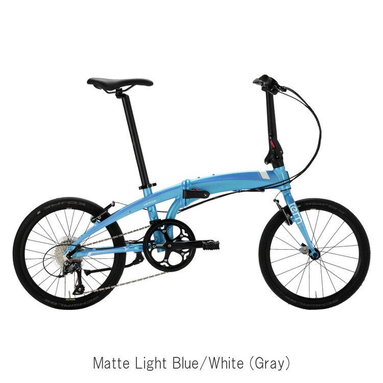 【tern/2019モデル】Verge N8 ターン バージュ 折りたたみ自転車 20インチ