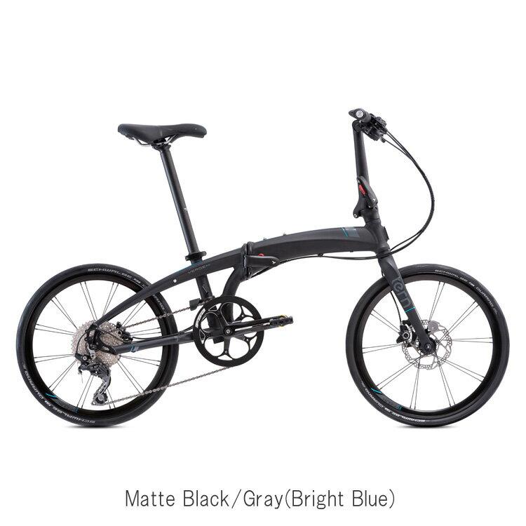 【tern/2019モデル】Verge P10 ターン バージュ 折りたたみ自転車 20インチ