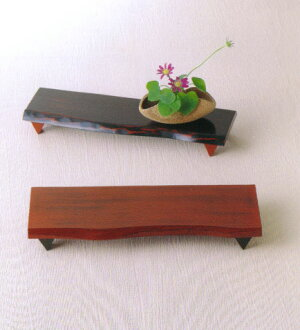 Driftwood wind flower negoro, Akebono in alcove-floor aside and cupboard door on right 10P02jun13 10P01Sep13