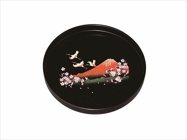 10.0丸盆 一富士二鶴三桜