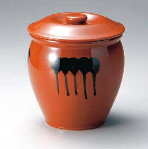 蓋付半胴瓶 10号 漬け物 カメ ぬか漬け 梅干し 漬け物用 浅漬け 和食器 容器 亀 陶器 瓶