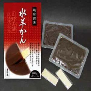 柿谷商店:越前銘菓「水羊かん大パック 3枚入セット」