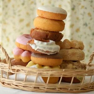 ウフフ「わくわくドーナツアソート(ご自宅用簡易包装)[30個]」クール冷凍便:金沢のママたちの手作りドーナツです