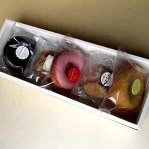 たまご工房エグエグ:「ギフトセット5個入×2」ヘルシーな焼きドーナツともちパイのセット(クール冷蔵便)