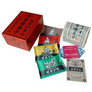 御菓蔵:一家に一箱常備して家庭円満!「越中富山の常備菓子×2」