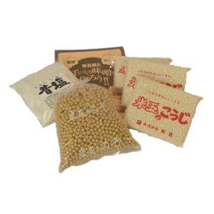 大本山永平寺御用達 味噌の米五「手作り味噌セット 桶なし」