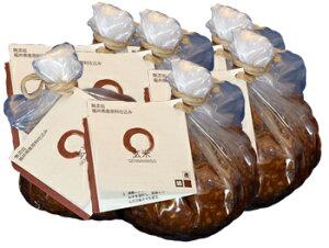 福井の素材にこだわった無添加味噌「玄米まるみそ 6個セット」:青清 青柳清治郎商店