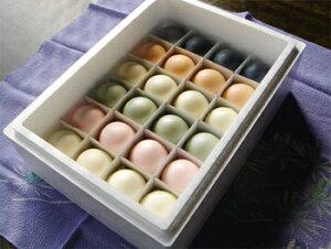 【送料無料】百万石商事「百万石まゆ玉とうふセット 24個入り」 (クール冷蔵便)白、紅、黒ごま、抹茶、辛子、ウニの6種類が楽しめます