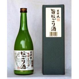 林酒造場:黒部峡 特撰 旨にごり酒(720ml)