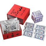 薬膳蕎麦:「越中赤箱入りくすしそば」売薬で有名な越中富山の薬膳料理