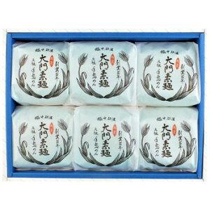 砺波名物「末永次八、特製大門素麺 6個入」