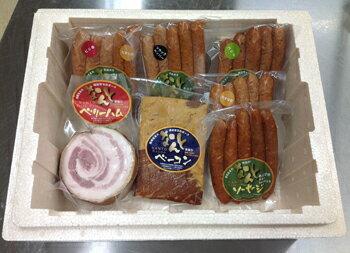 なんとポーク「なんとソーセージ詰め合わせ 5000」南砺市産豚肉使用 富山の肉を富山で加工