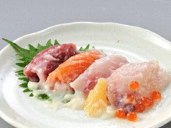 よね田「海鮮甘塩糀 6個入 (海の幸ミックス)」 塩麹と甘酒糀ブレンド(クール冷凍便)