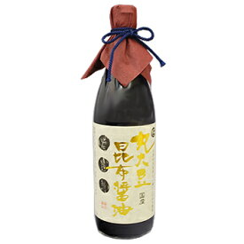 トナミ醤油:富山県産「丸大豆昆布醤油」 ビン 900ml
