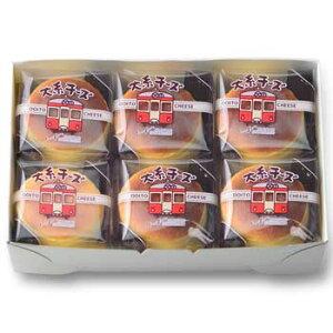 新潟スイーツ・ナカシマ:大糸チーズ(6個入)(クール冷凍便)