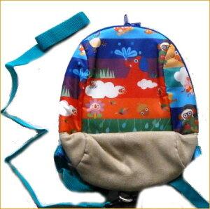ベビーリュック お散歩 お出かけ 出産祝い 迷子紐つきのリュックサック ナイロン製のリュック 雨に強い お餅担ぎ 一升餅 出産祝い ギフト ベビー用品