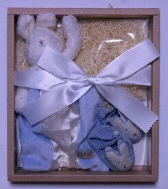 高級ベビー服 お寝ね抱っこ毛布 ブーティ ベビーギフトセット 出産祝い シアトル生まれのバニーズ・バイ・ザ・ベイシリーズ
