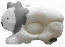 授乳枕 ベビー枕 抱っこ枕 腕枕 ドーナツ枕 オーガニックコットン製 ライオン ベビー雑貨 日本製 ビセラ ベビー用品 出産祝い ギフト